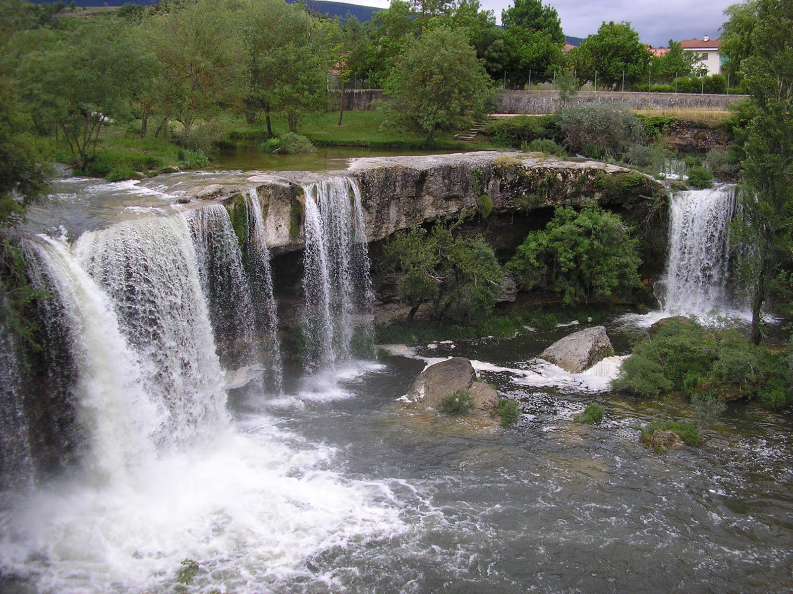 Cascada de Pedrosa de Tobalina, Burgos