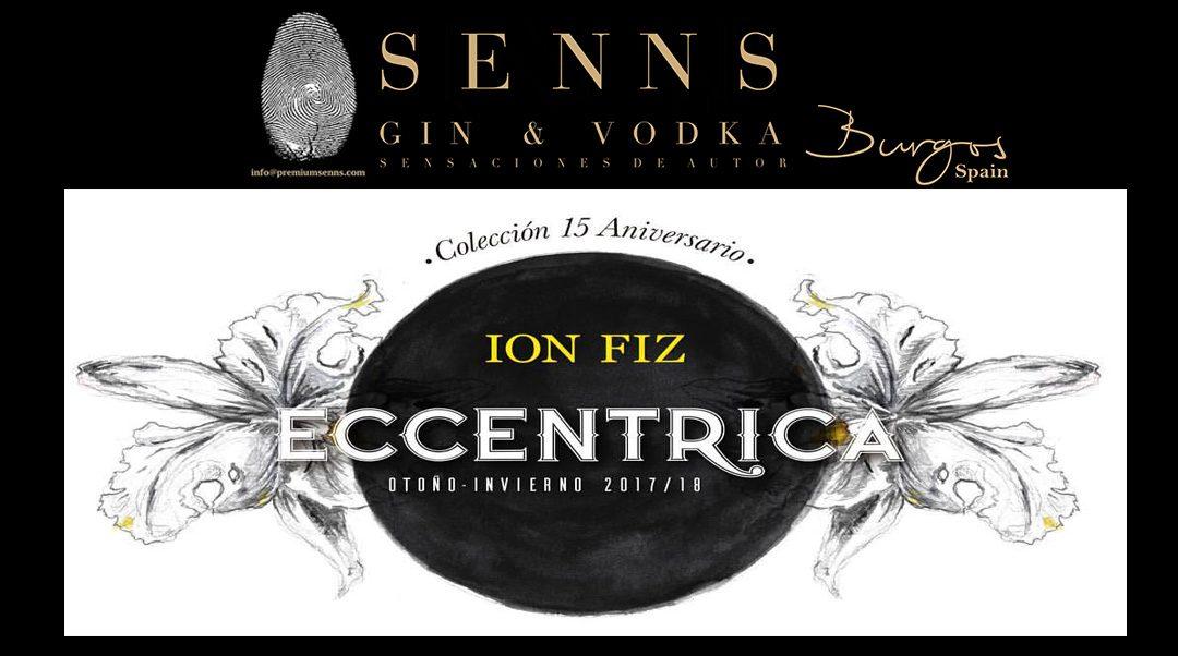 """Presentación """"ECCENTRICA"""" de ION FIZ"""