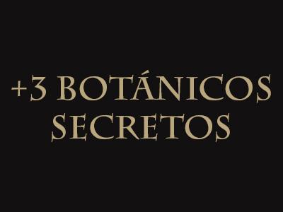 3 botánicos secretos