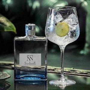 Gin Senns azul